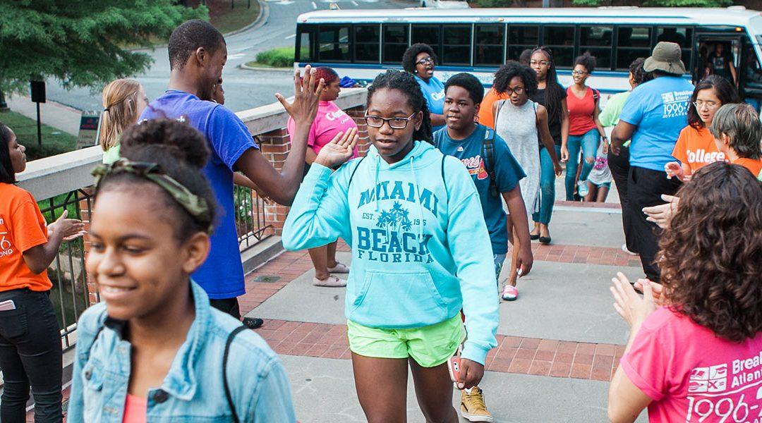 Breakthrough Atlanta Receives Grant from the Whitehead Foundation