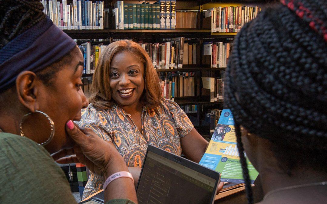 A Partnership with The Scholarship Academy