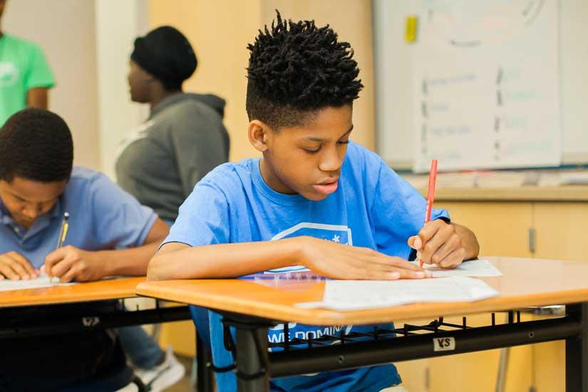 Breakthrough Atlanta students