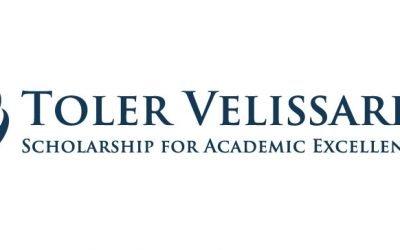 2021 Toler Velissaris Scholarship Winners